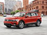 Внешний облик Volkswagen Tiguan Allspace 2017-2018