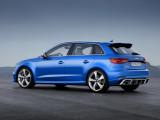 Дизайн кузова Audi RS3 Sportback 2017-2018