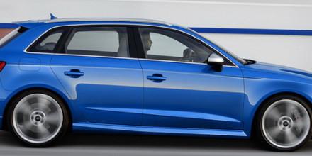 Audi RS3 Sportback 2017-2018