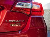 Задние фонари Subaru Legacy 2017-2018