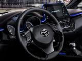 Рулевое колесо Toyota C-HR