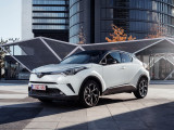 Внешний облик Toyota C-HR фото
