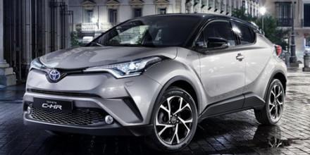 Toyota C-HR 2017-2018