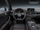 Интерьер Audi RS5 2017-2018 фото