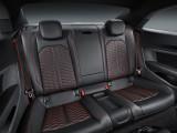 Задние сиденья Audi RS5 2-го поколения
