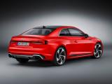 Audi RS 5 2017-2018 фото задней части кузова