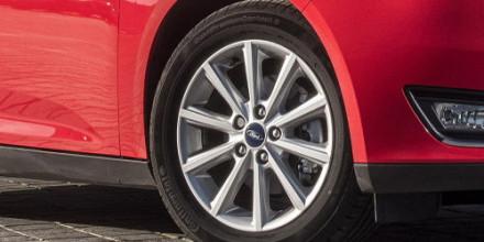 Шины и диски Форд Фокус 3