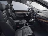 Интерьер Honda CR-V 2017-2018