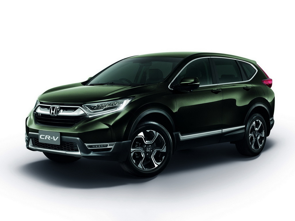Honda cr v 2017 2018 for Honda crv 2017 vs 2018