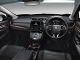 Салон Honda CR-V 2017-2018 с семью местами