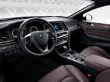 Отделка интерьера Hyundai Sonata 2017-2018