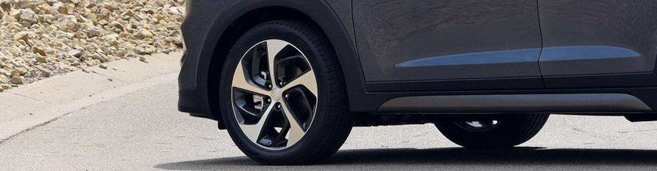 Шины и диски Hyundai Tucson