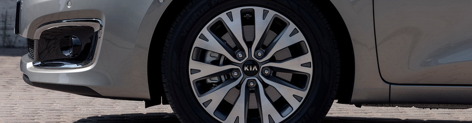 Шины и диски Kia Ceed 2