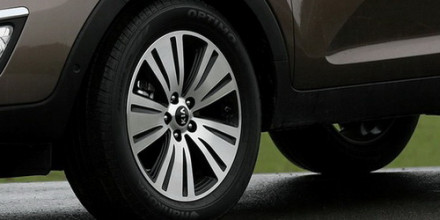 Шины и диски Kia Sportage 3