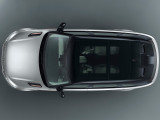 Range Rover Velar вид сверху