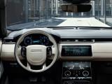 Конфигурация передней панели Range Rover Velar 2017-2018