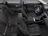 Отделка салона Range Rover Velar 2017-2018