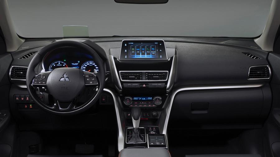 Mitsubishi Eclipse Cross 2017-2018 - фото, цена и комплектации, характеристики кроссовера Митсубиси Эклипс Кросс