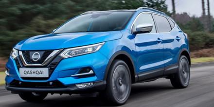 Nissan Qashqai 2017-2018