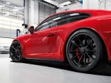 Боковины и колесные диски Порше 911 GT3