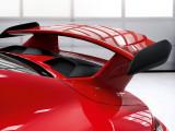 Задний спойлер Порше 911 GT3 2017-2018