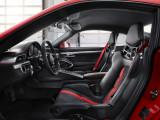 Посадочные места Porsche 911 GT3