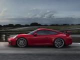 Силуэт купе Porsche 911 GT3 2017-2018
