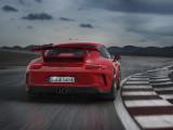 Корма нового Porsche 911 GT3 2017-2018