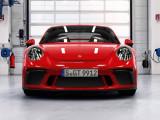 Porsche 911 GT3 вид спереди