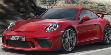 Porsche 911 GT3 2017-2018