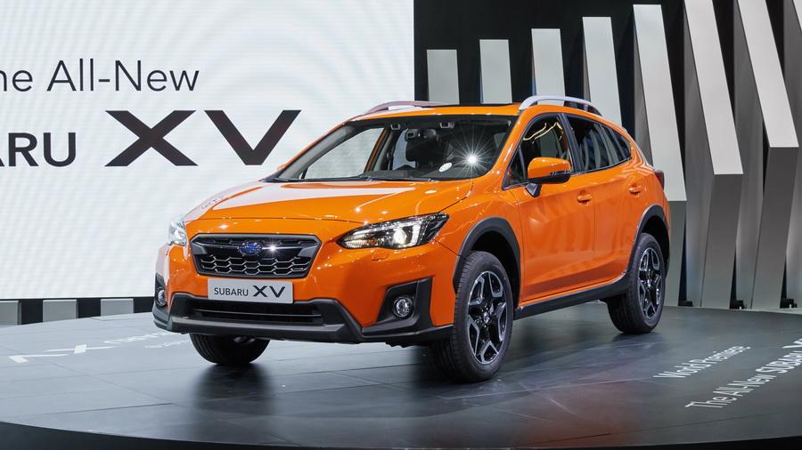Subaru XV 2017-2018 года - фото, цена и комплектации, характеристики Субару XV 3-й генерации