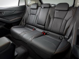 Второй ряд сидений нового Subaru XV 2018