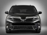 Toyota Sienna 2017-2018 исполнение SE