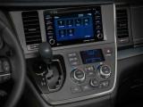 Toyota Sienna консоль