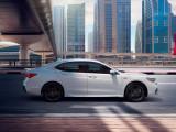 Силуэт седана Acura TLX
