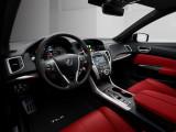 Отделка интерьера Acura TLX рестайлинг 2018-2019 года