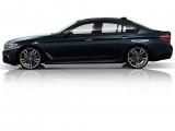 Профиль седана BMW M550d xDrive