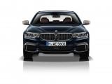 Седан BMW M550d xDrive вид спереди