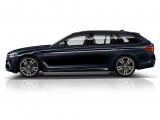 Универсал BMW M550d 2018 фото