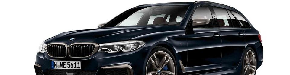 BMW M550d 2017-2018