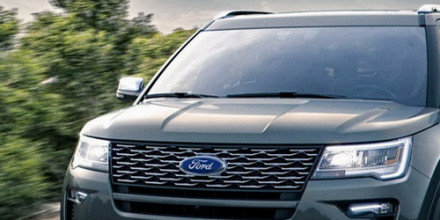 Ford Explorer 2018-2019