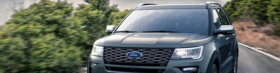 Ford Explorer 2018-2019
