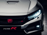 Дизайн Хонда Цивик Type R 2018 фото