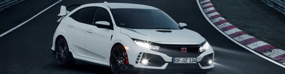 Honda Civic Type R 2018-2019