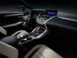 Новый интерьер Lexus NX 2018-2019