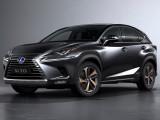 Гибридный Lexus NX 300h дизайн кузова