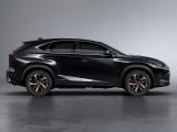 Профиль нового Lexus NX 2018-2019 модельного года