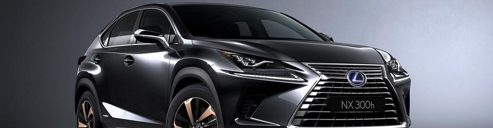 Lexus NX 2018-2019