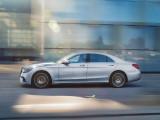 Фото Mercedes S-Class 2018-2019