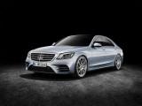 Внешний облик Mercedes-Benz S-Class W222 2018-2019